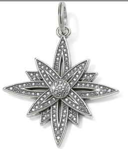 Brighton Brilliant Star Amulet/Charm