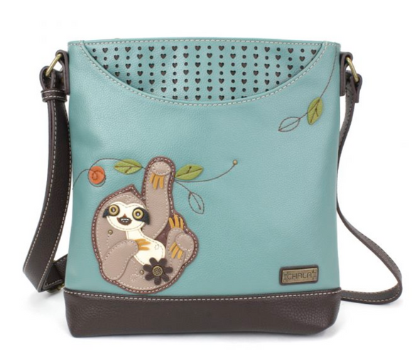Chala Sweet Messenger - Sloth - Teal