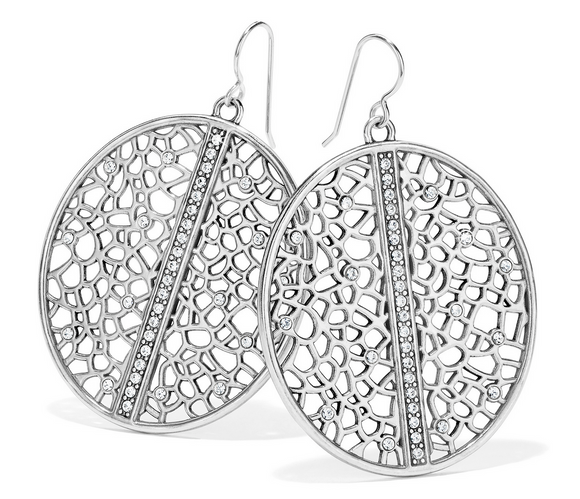 Brighton Fiji Sparkle French Wire Earrings