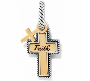 Brighton True Faith Charm