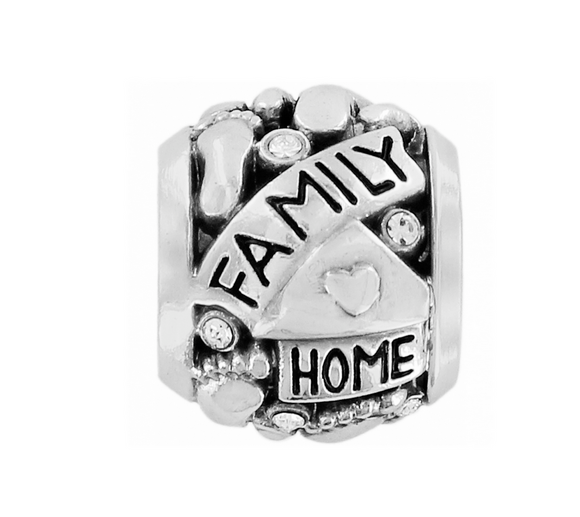 Brighton Family Home Bead/Charm