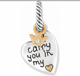Brighton Carry You Charm