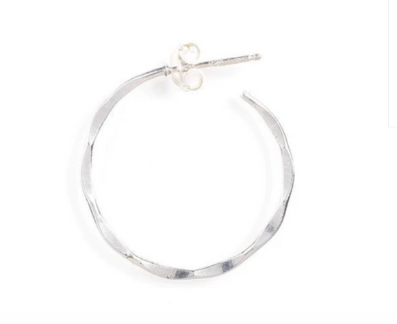 Jody Coyote Throwback Earring Collection : Posted Hoop
