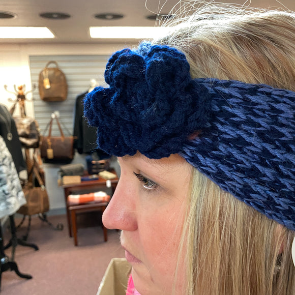 Britt's Head Warmer Blue