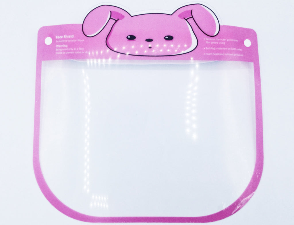 [New Arrivals] Kids Cartoon Face Shield