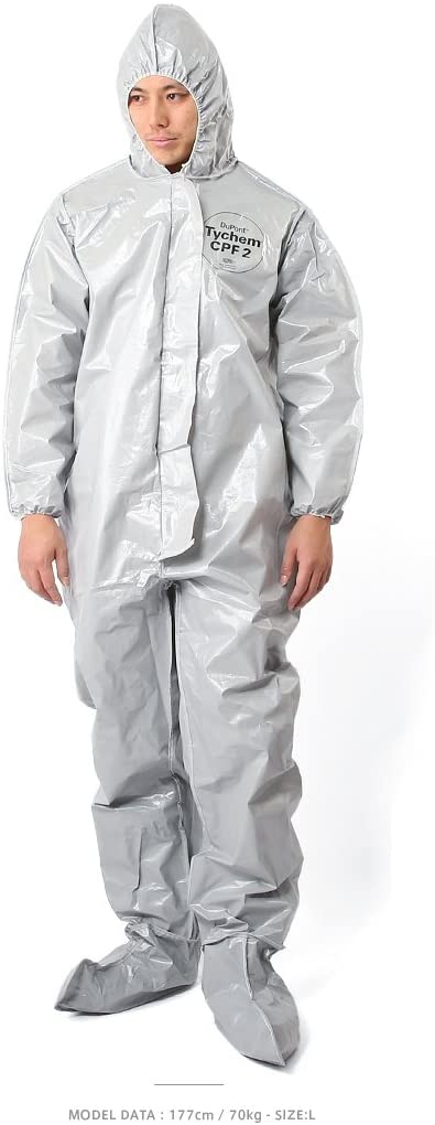 DuPont C2122B Disposable Protective Coveralls
