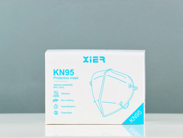 XIER KN95 Protective Mask 20PC