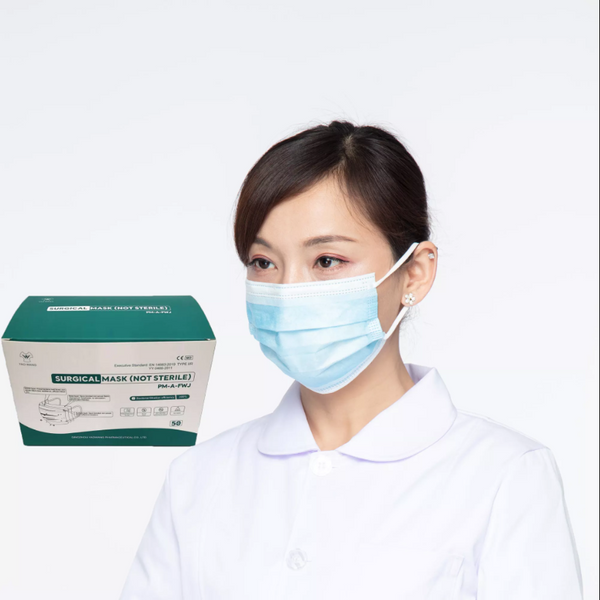 YW Surgical Mask TYPE II R 50PCS/BOX