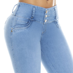 Rif.100582  Jeans Push Up