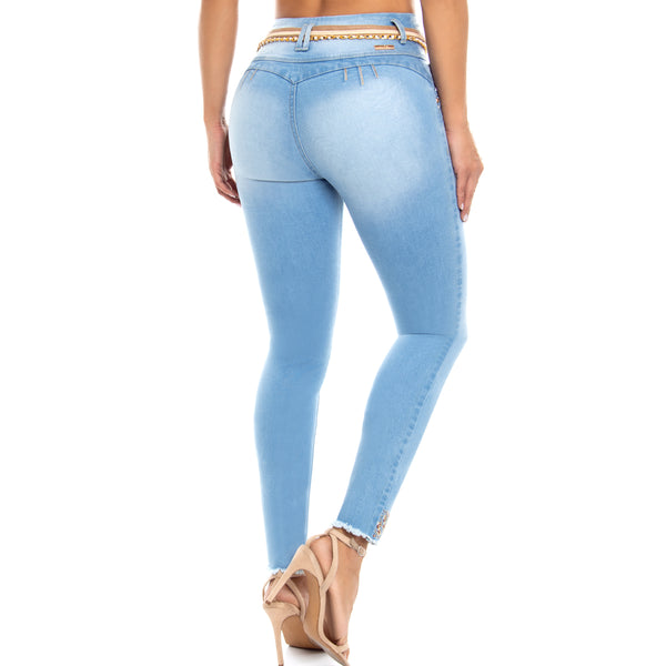 Rif.74792 Jeans Push Up Modellante