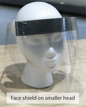 Load image into Gallery viewer, Medical Face Shield, 110-Pack | DONATE ($1.50 ea)