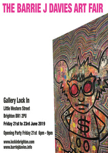The Barrie J Davies Art Fair