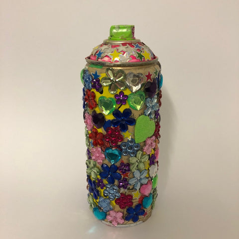 Spray Can Sculpture. Barrie J Davies is an Artist - Pop Art Street Artist based in Brighton England UK - buy art online with free delivery Pop Art Paintings, Street Art Prints & collectables.