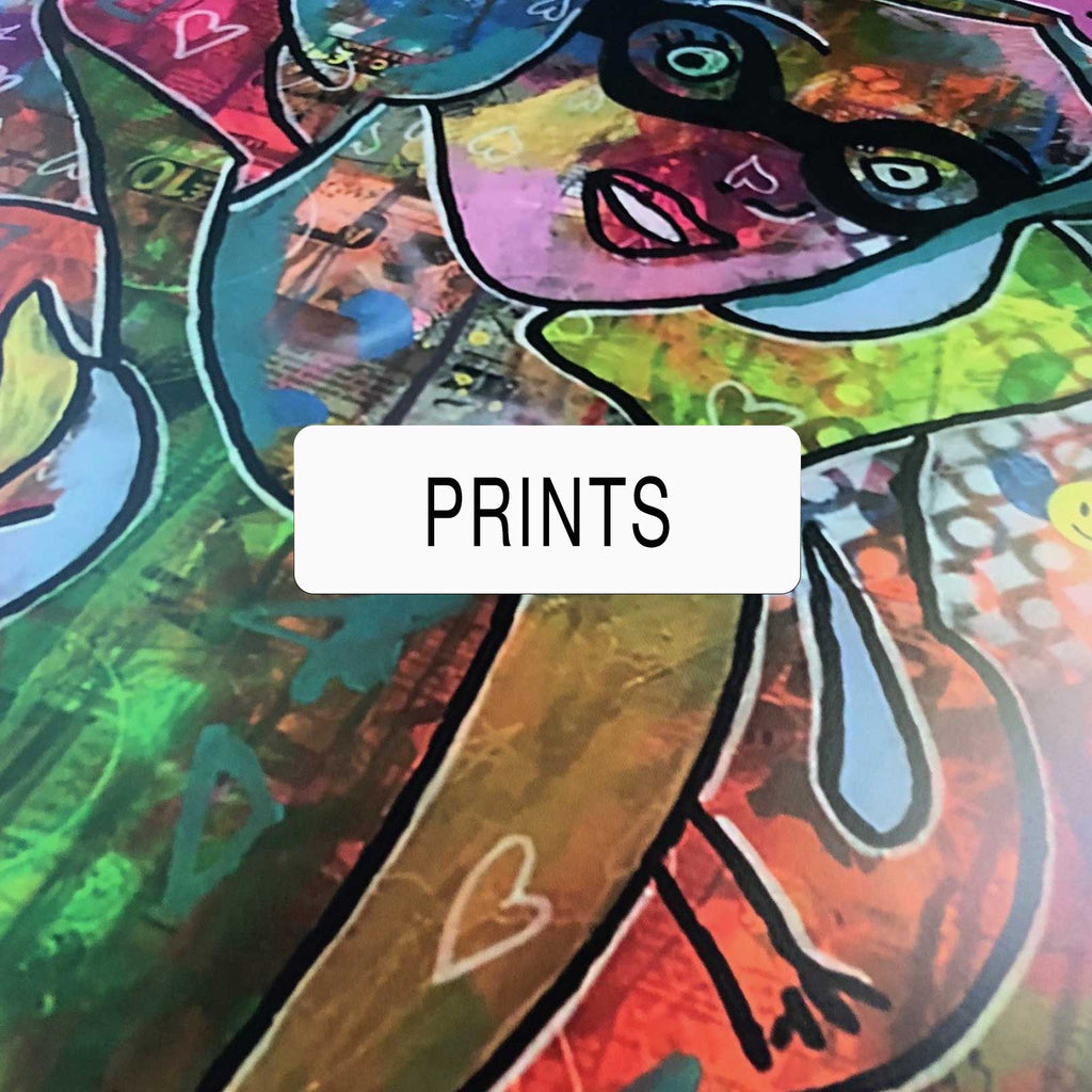 Prints by Barrie J Davies
