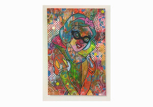 A Day in the lives by Barrie J Davies 2018