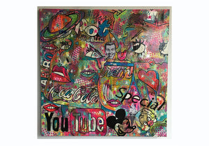 """Hocus Pocus"" by Barrie J Davies 2016"