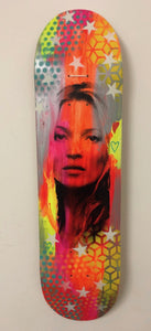Kate Board by Barrie J Davies 2019