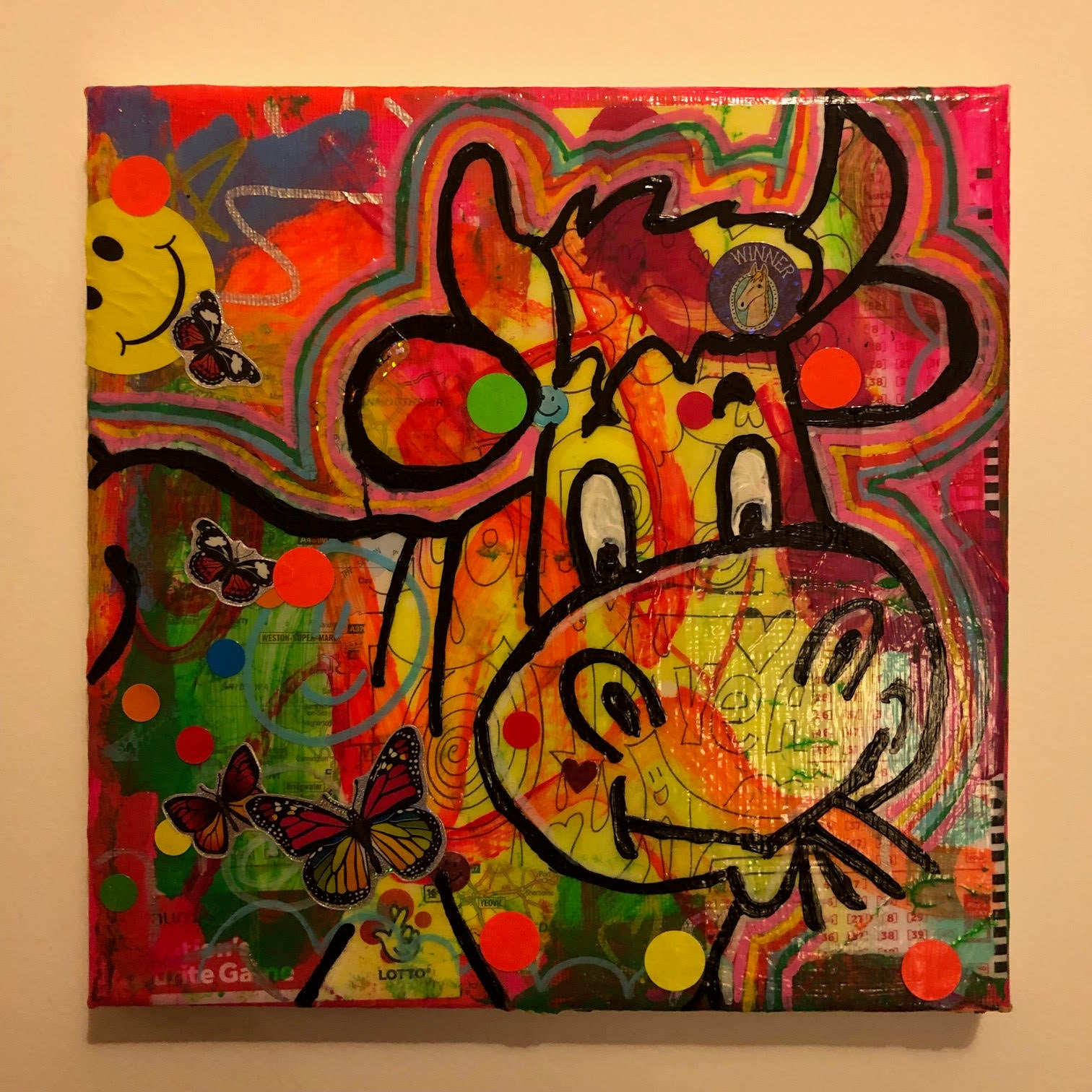 Magic Moo Moo by Barrie J Davies 2019