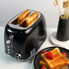 Retro Stainless Steel Toaster