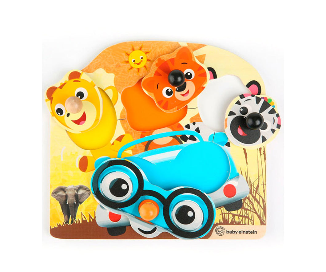 FRIENDLY SAFARI FACES - BABY EINSTEIN