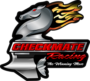 Checkmate Racing Decal