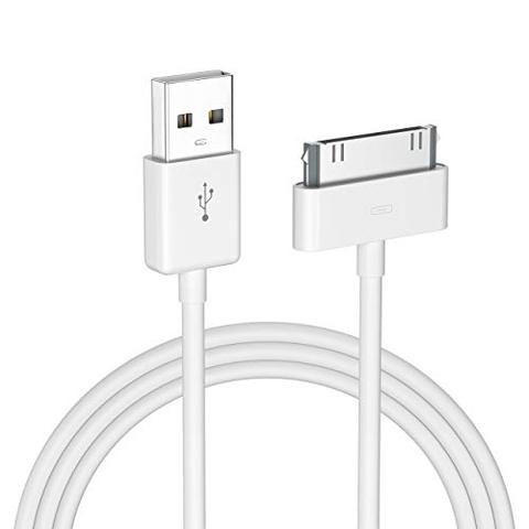 30 Pin to USB Cable 1 meter For Apple Devices Oem Quality