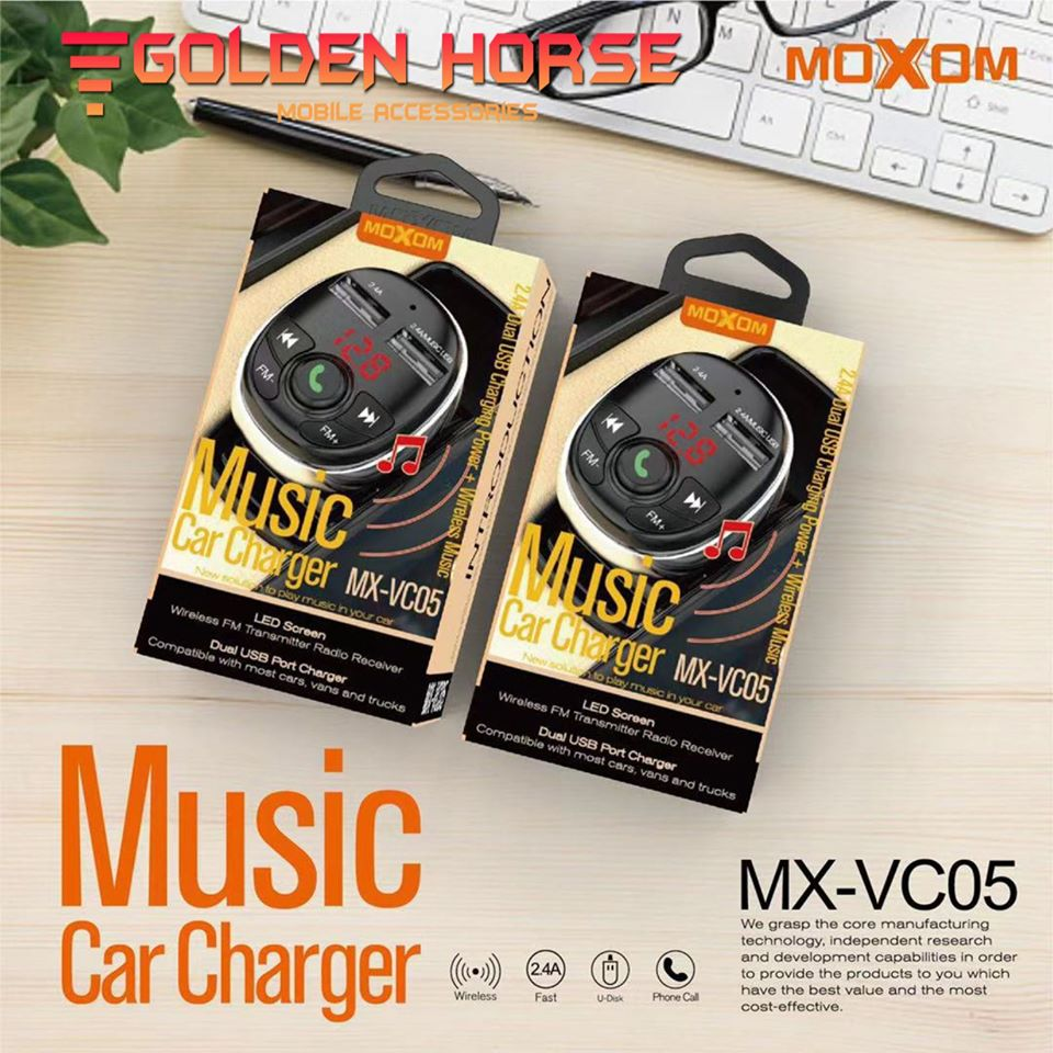 Music Car Carger-MX-VC05