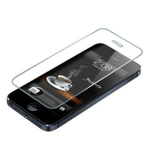 iPhone 5 / 5G / 5C / 5S  Tempered Glass Screen Protector