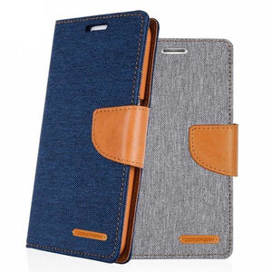 Canvas Wallet Cases for iPhone 12