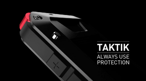 Lunatik Taktik Extreme Lifeproof Case For Samsung Galaxy S6 Black