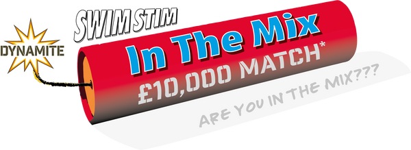 SwimStim £10,000 In The Mix Match Entry Ticket