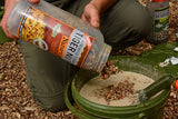 Green Carp Fishing Bait Bucket