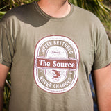 T-Shirt - The Source (Design B)