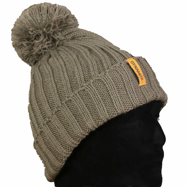 Bobble Hat - Fennel