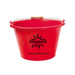 Match Fishing Red Bait Bucket