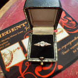 Fabulous Art Deco Diamond Solitaire Ring