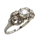 Antique Art Deco Diamond Ring