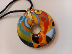 COLLIER PORCELAINE DELAUNAY