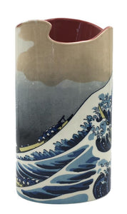 VASE Vague HOKUSAI
