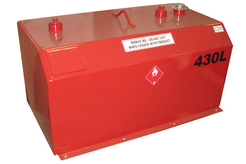 Mobile Fuel Tank 430L [95g]. LIGHT SERIE CAN/CGSB 43.146  __ 7 days Delivery