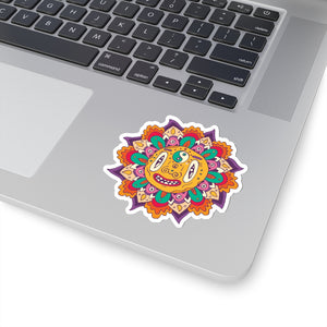 M3F Mandala Flower Sticker