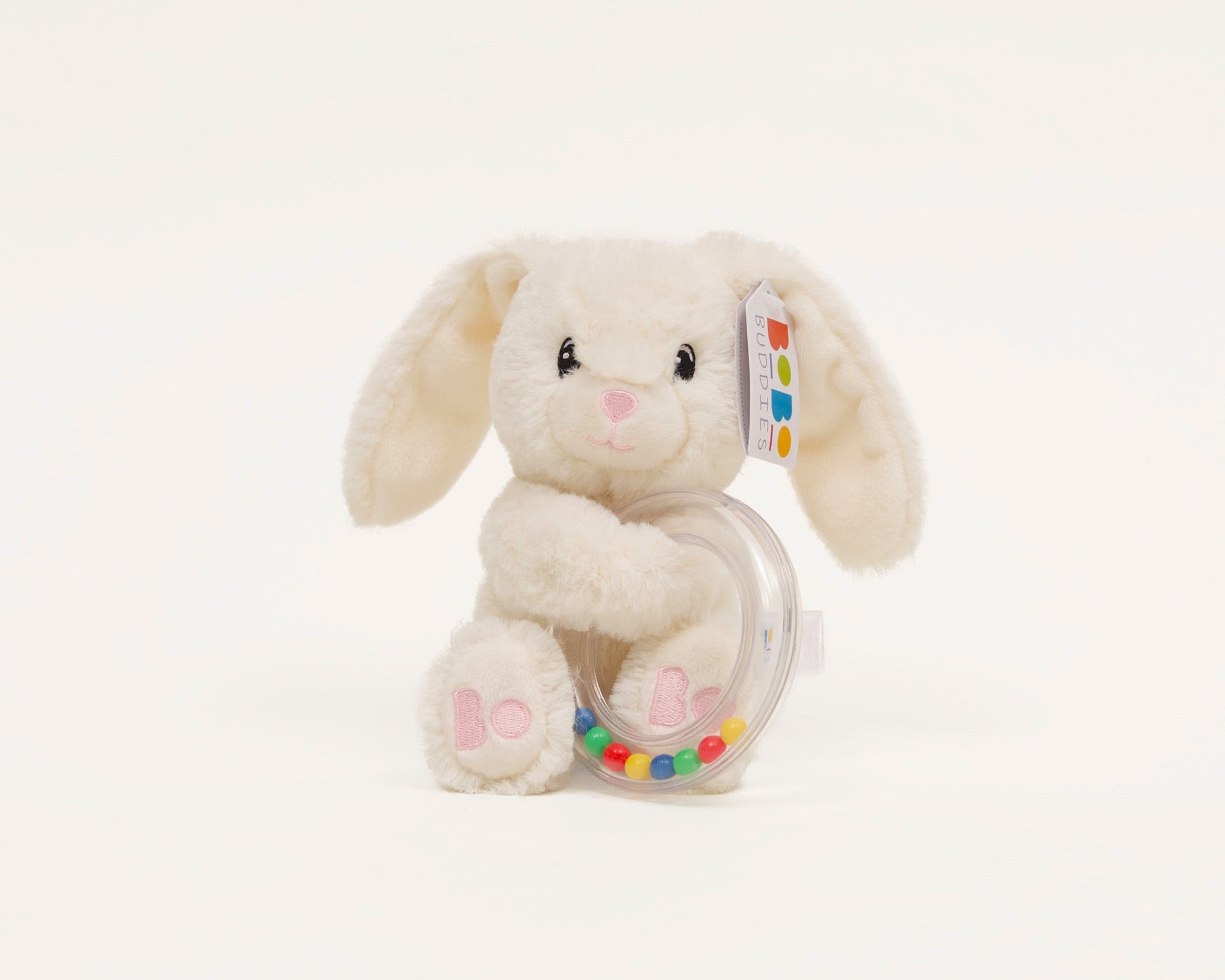 Betsy the Bunny Rattle