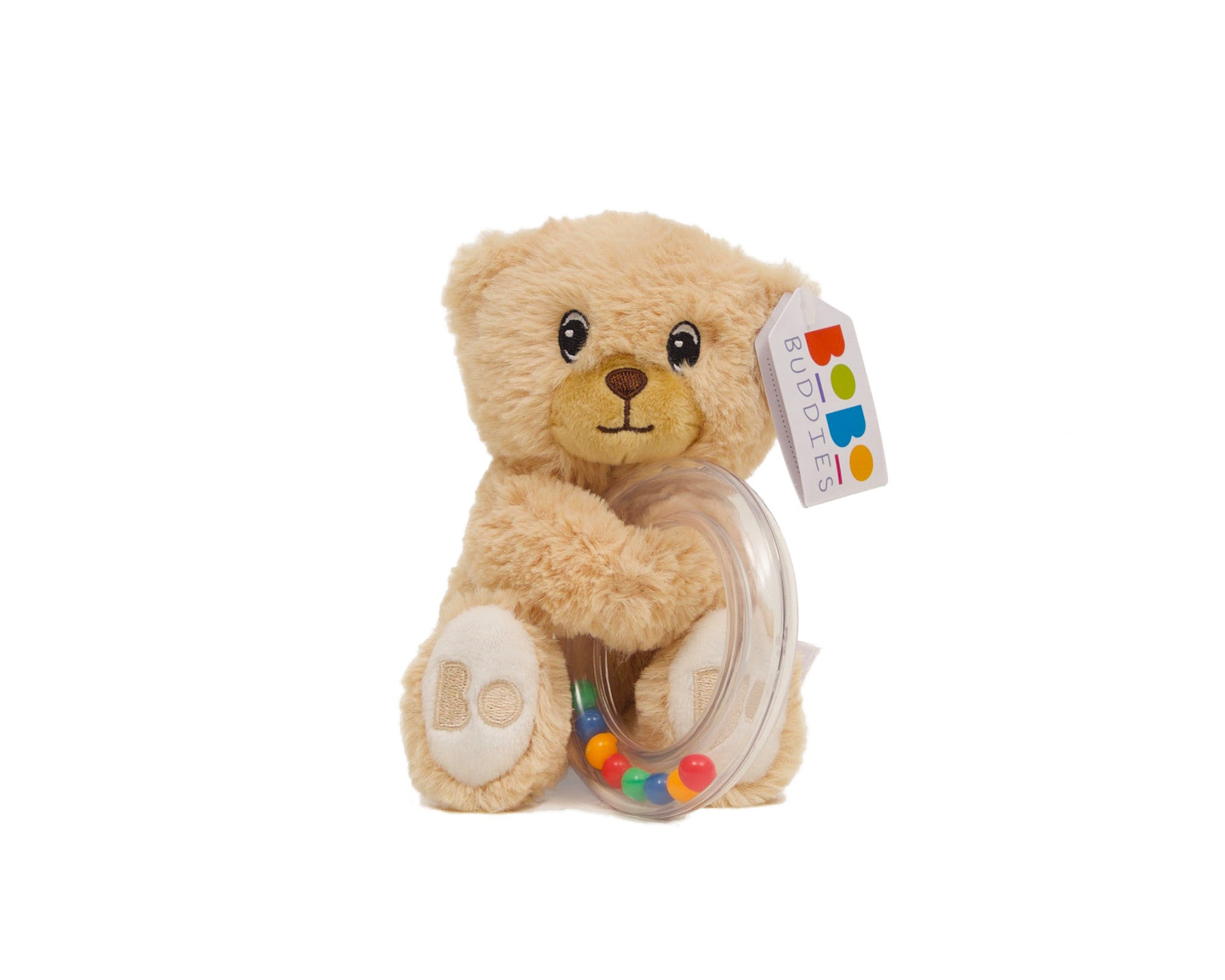 Bobby the Bear Rattle