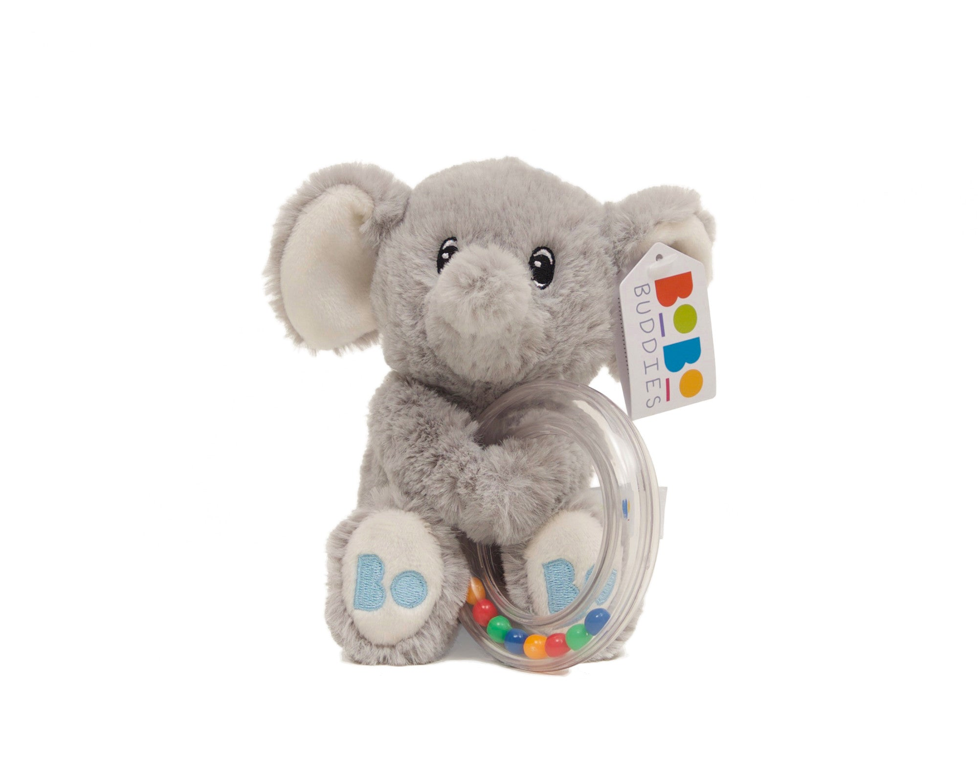 Edgar the Elephant Rattle