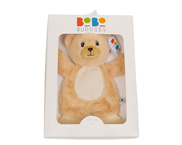 Bobby the Bear Teether