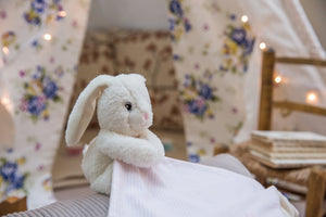 Personalised Betsy the Bunny Comforter Blankie