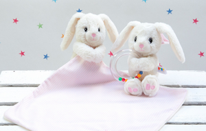 Betsy Blankie and Rattle Set