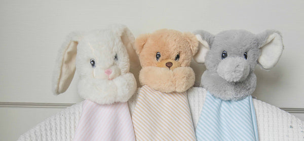 Betsy the Bunny Comforter