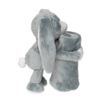 Load image into Gallery viewer, HipHop the Bunny Comforter Blankie