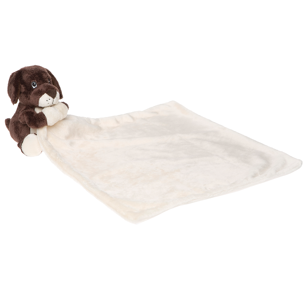 Lupo the Puppy Comforter Blankie